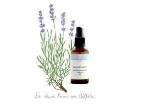 Lavendelwasser aus der Provence